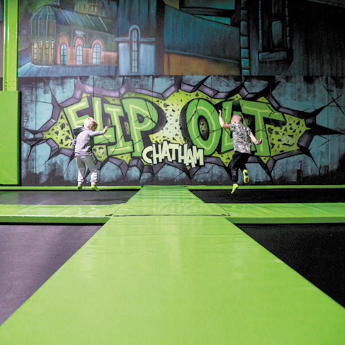 Flip Out Arena Chatham