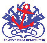 St Mary' Island History Group logo