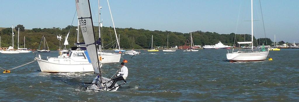 Water Sports at Chatham Maritime