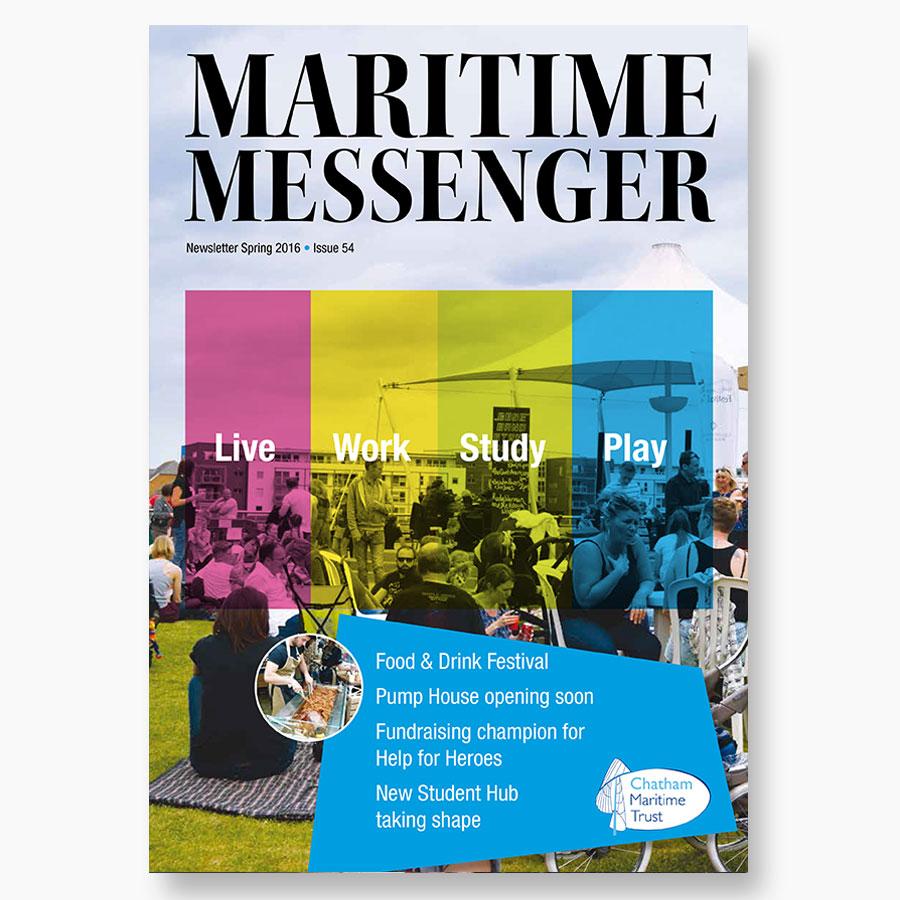 Maritime Messenger Spring 2016