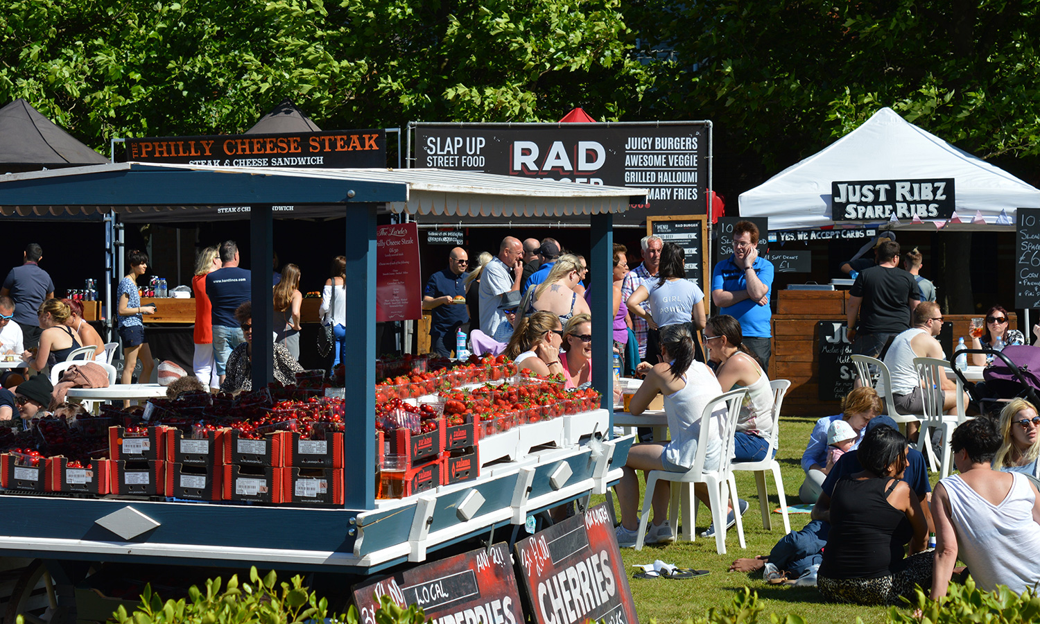 Cancellation Of Chatham Maritime Food & Drink Festival 2020
