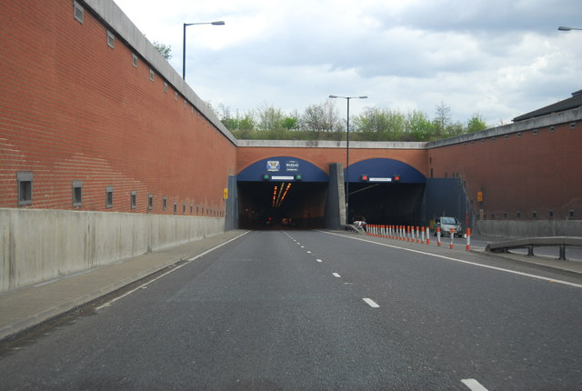 Medway Tunnel Closed Overnight For Quarterly Maintenance
