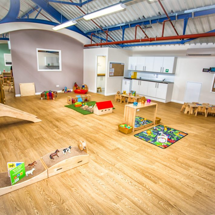 New Dockside Day Nursery & Pre-School Now Open At Chatham Maritime