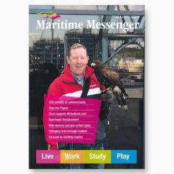CMT Maritime Messenger Autumn 2018