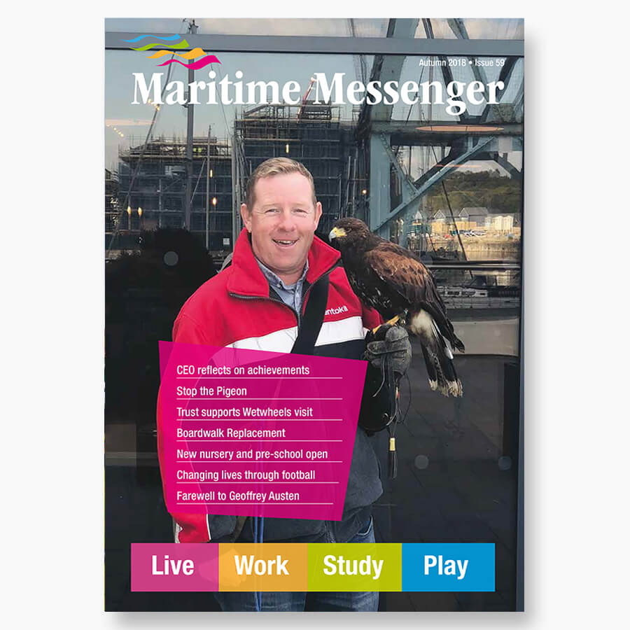 CMT Maritime Messenger Autumn 2018