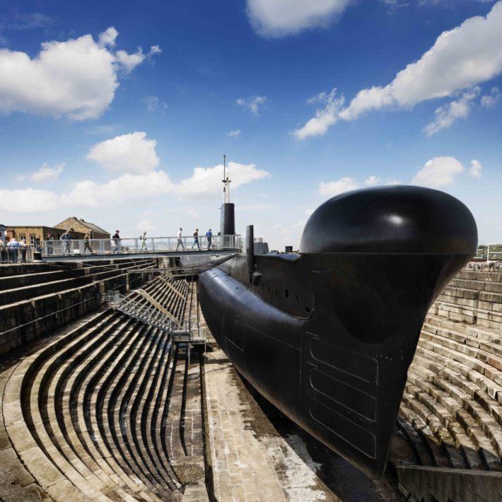 Another Award – Historic Dockyard Chatham Wins Gold