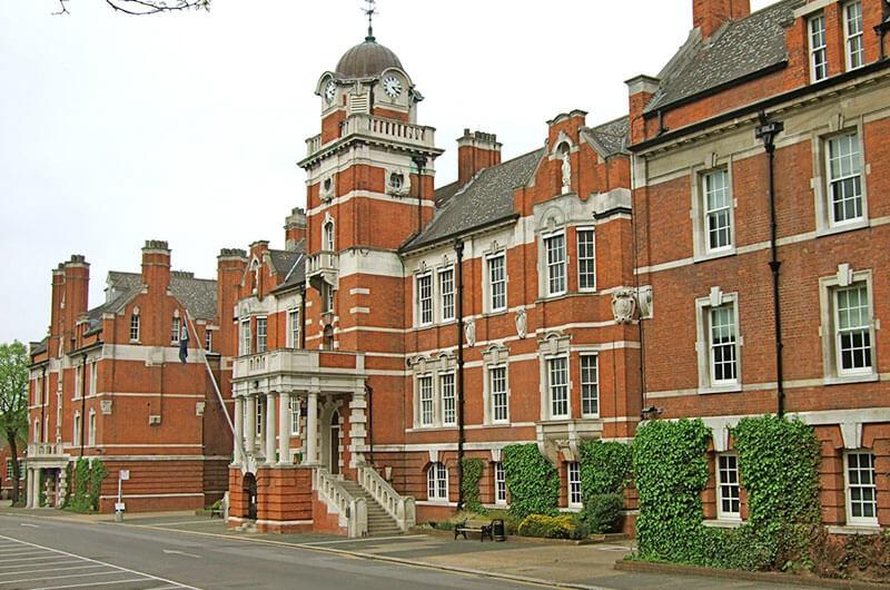 University of Greenwich Pembroke