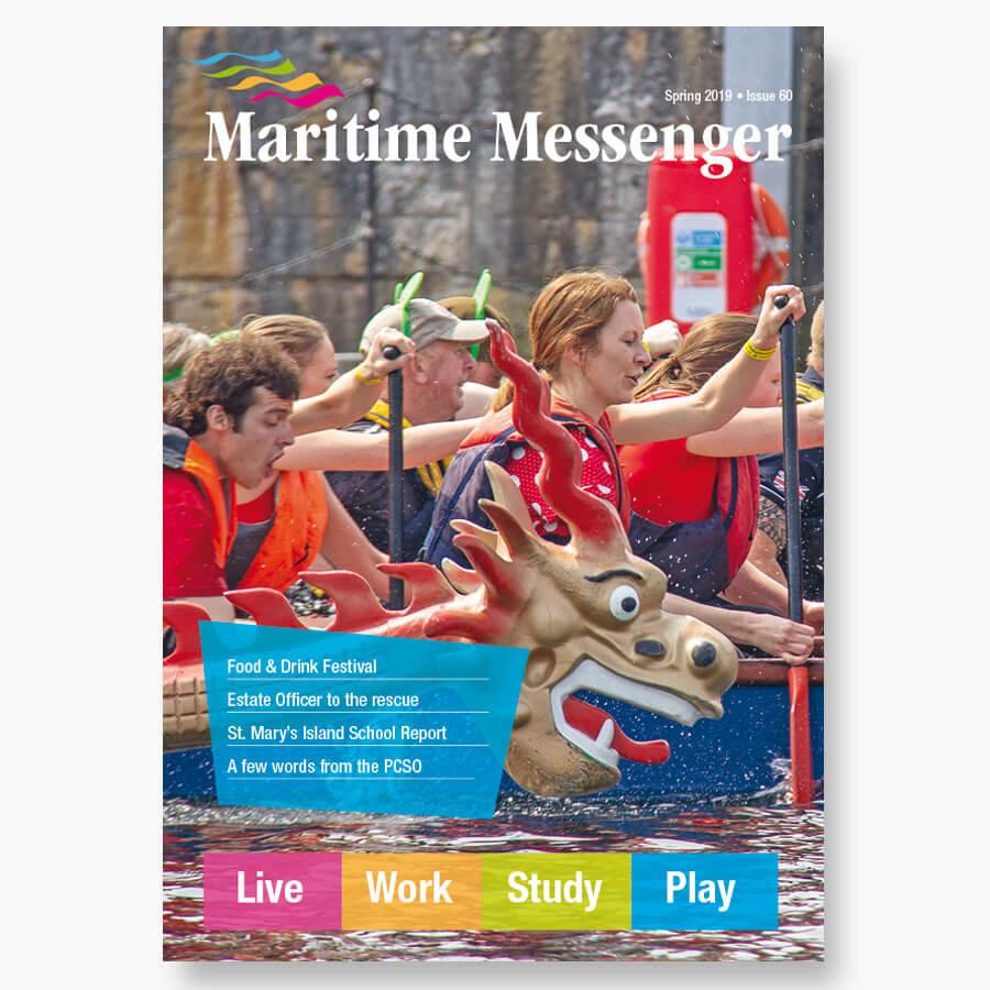 CMT Maritime Messenger Spring 2019