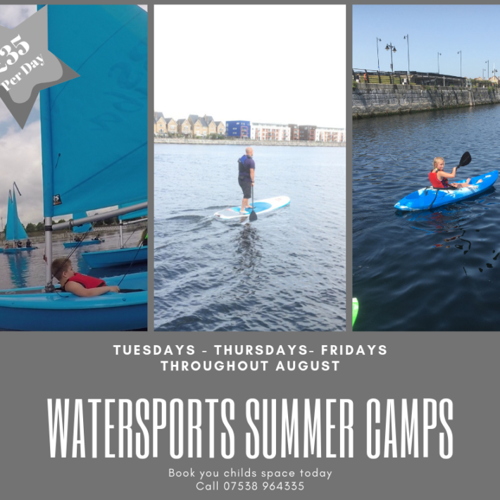 An Action Fun Filled Day Of Watersports