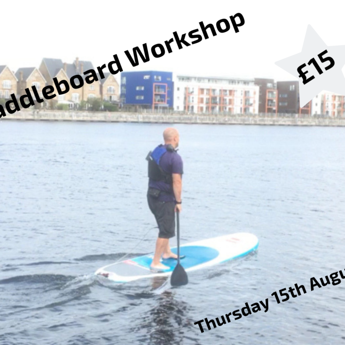 Beginners Paddleboard Workshop