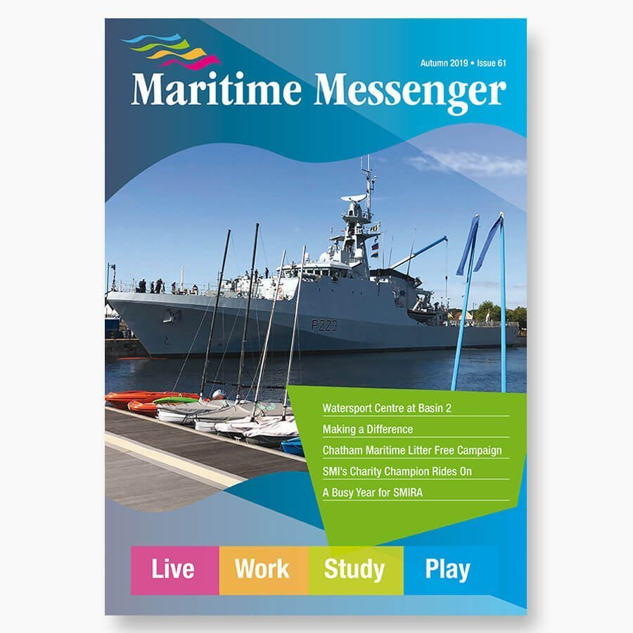 Maritime Messenger Autumn issue 2019