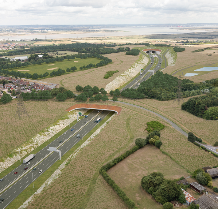 Changes To The Lower Thames Crossing – Have Your Say