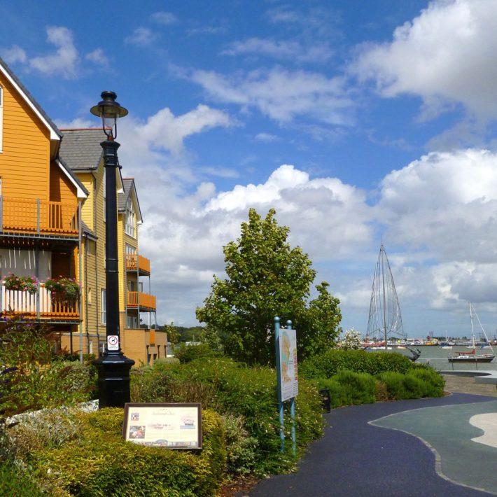 St. Mary's Island Riverside Walk