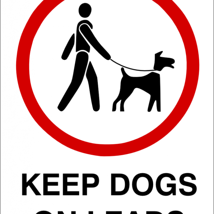Dogs On Leads Please